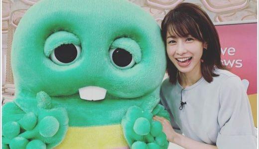 【驚愕】加藤綾子のフリーの年収は2億円以上!高額ギャラでニュース降板のピンチ?