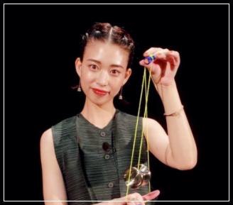 【動画】森川葵は天才すぎる!1mmけん玉やバブルアートを一瞬で習得し達人もびっくり!