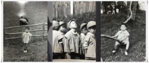 ジャッキー・ウー子供時代