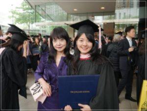 ハーバードを卒業した廣津留すみれ