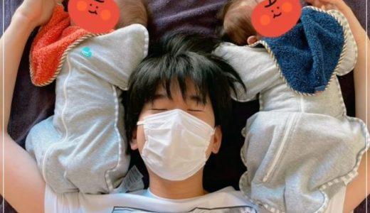 【画像】花江夏樹の双子の子供がかわいい!ミルクをあげている姿も