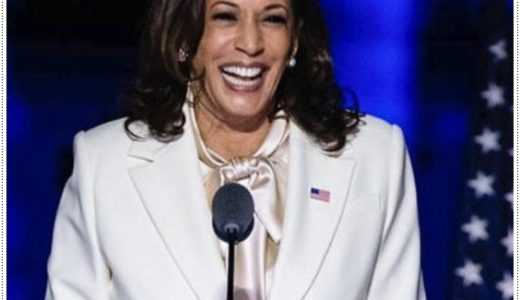 カマラ・ハリスは初の女性副大統領!夫は弁護士を辞めて妻のサポート!