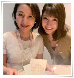 三田パン母親