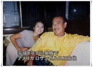新田真剣佑の母親の玉美さんと千葉真一さん