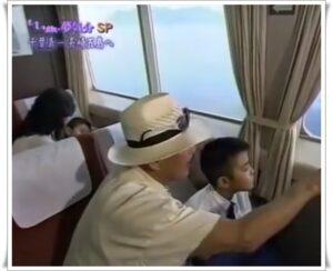 五島列島へ家族で行く新田真剣佑