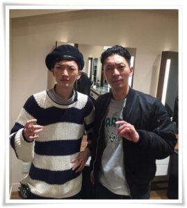 嶋佐和也と弟
