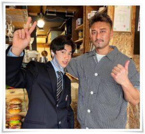 樋口晃平の父親と弟