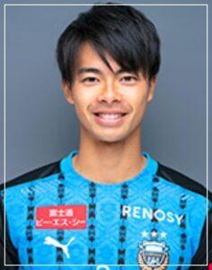 サッカー選手の三苫薫選手