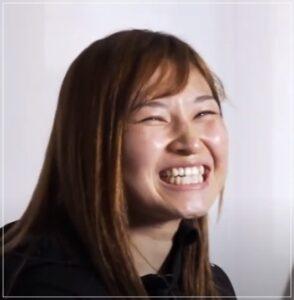 土性沙羅の笑顔