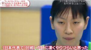 奥村麻依のタイチームの印象