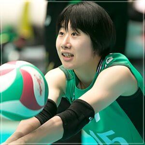 小幡真子選手