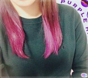 川井梨紗子のヘア
