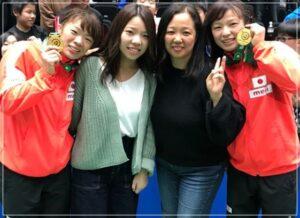 川井友香子の家族