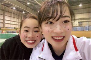 平岩優奈と仲良しの選手