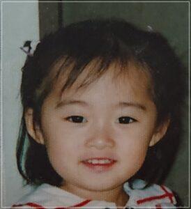 平岩優奈の子供の頃