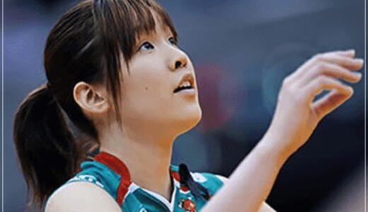 芥川愛加は中学からバレーをスタート!遅咲きなのにトップ選手になれた理由とは?