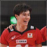 髙橋藍選手