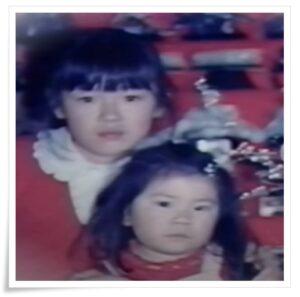 中田久美の子供時代