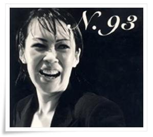 【画像】中田久美のモデル時代がかっこいい!ファッションショーに出演も