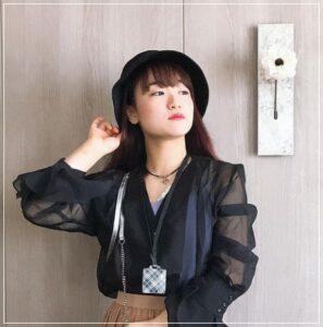 伊藤美誠のネックレスがかわいい!