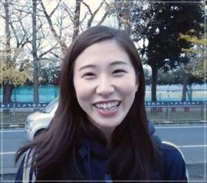 山田美諭の笑顔