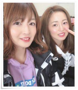 清水梨紗と美人の姉
