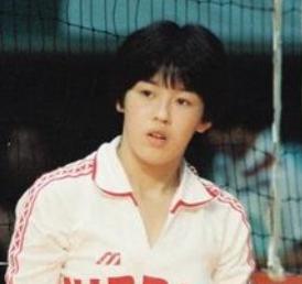 中田久美は中学からバレーをスタート!セッター未経験で中3で日本代表に!?