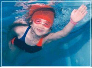 5歳の池江璃花子