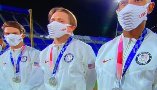 【東京オリンピック】アメリカのマスクがかっこいい!NIKE(ナイキ)で買えるの?