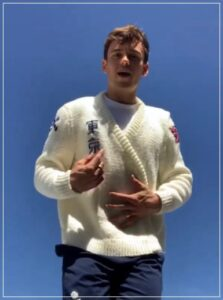 トムデイリーの編み物作品2