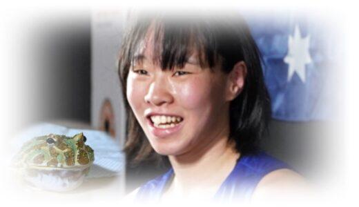 【画像】入江聖奈はカエル好き!?飼っているカエルが可愛すぎると話題にww