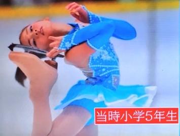 【動画】小芝風花のフィギュアスケートの成績は?コーチは誰だったの?