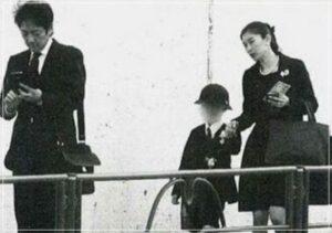 篠原涼子と息子