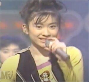 篠原涼子の若い頃