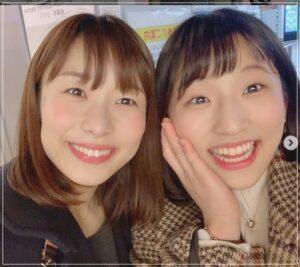須崎優衣とお姉さん